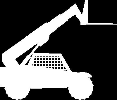 Telehandler-WHITE