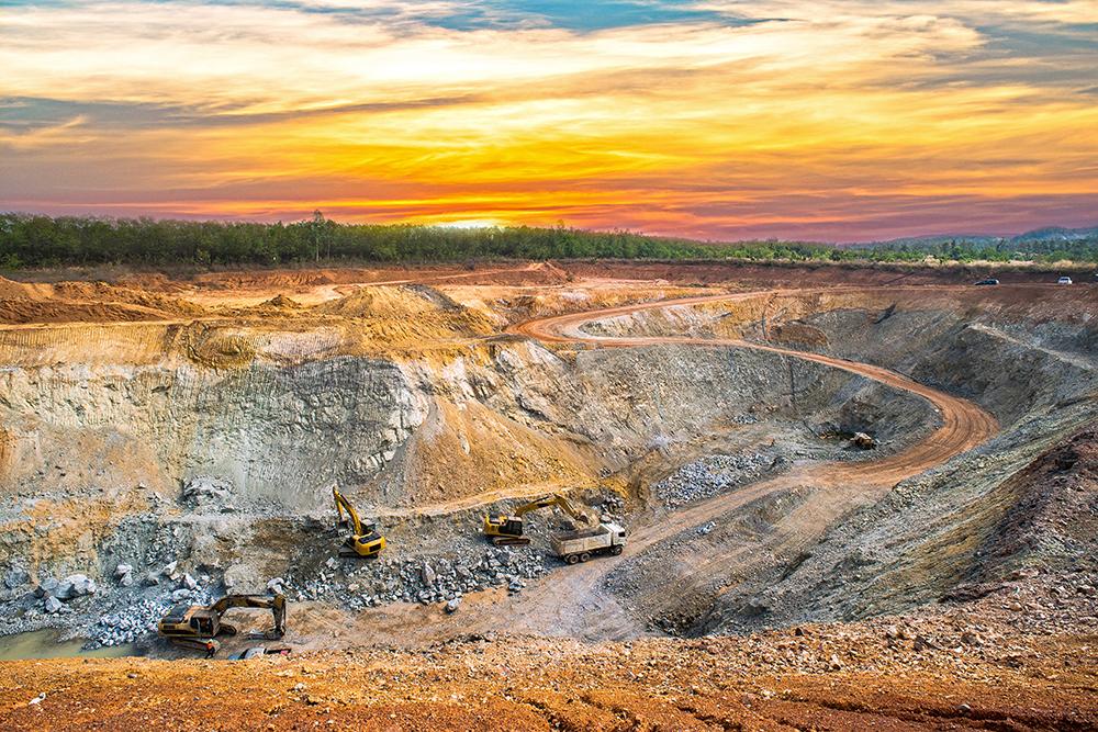 Boodles Concrete - Quarry Mining